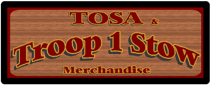 Troop One Stow Alumni Custom Shirts & Apparel