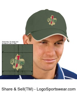 Troop 1 Stow performance cap Design Zoom