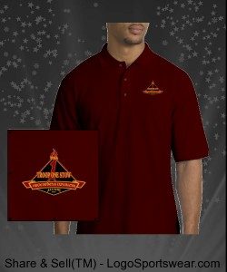 TOSA Short Sleeve Polo Design Zoom